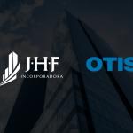 Elevadores Otis e a JHF Incorporadora